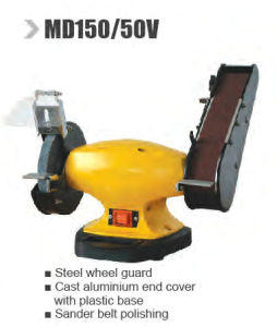 Awesome Bench Grinder Belt Sander One Machine With Two Functions Hot Sale For Home And Factory Workshop Use With Good Quality Md150 50V Ncnpc Chair Design For Home Ncnpcorg