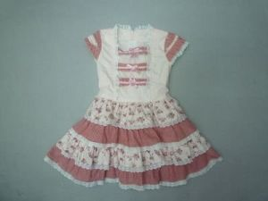 Children/Girl′s Clothing/Cute Fashion Dress- 34