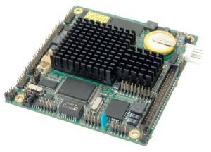 PCMB-6684-Ultra Low-Power PC104 Embedded Motherboard With Onboard AMD Processor