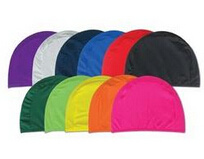 High Elasticity Polyester Swim Cap with Lowest Price pictures & photos