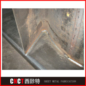 Aws D1.1 Welding for 3-30mm Steel Structure Fabrication pictures & photos