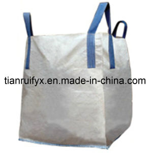 Cross-Corner and 100new Material PP FIBC Bag (KR0107) pictures & photos