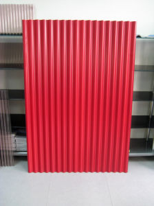 PVC Composite Corrugated Tile