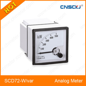 Scd72-W/Var Class 2.5 Active /Reactive Power Meter