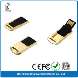 4GB Metal Flip USB Flash Disk