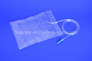 Urine Bag with Reflux Flutter Valve pictures & photos