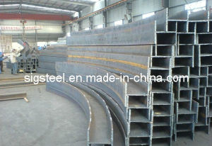 Hot Rolled Steel H Beams Competitive Price