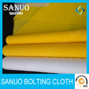 120t Yellow Screen Printing Mesh