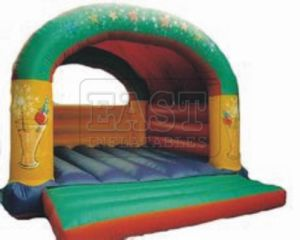 Inflatable Rabbit Bouncer (E1-116)
