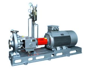 Horizontal Stainless Steel End Suction Pump (IJ Series) pictures & photos
