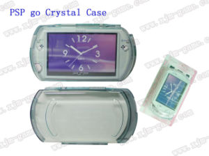 China Crystal Case for PSP Go - China PSP go Crystal Case