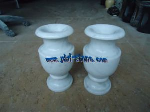 Marble Cinerary Casket Vase (yhd-F04)