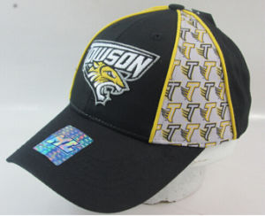 Fashion Design Black and Yellow Cotton Baseball Caps pictures & photos