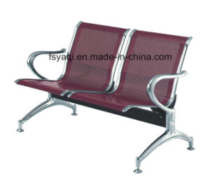 5 Seaters Blue Station Waiting Chair with Armrest (YA-21) pictures & photos
