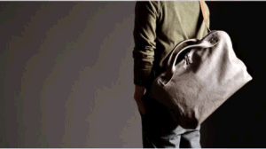 Fashion Handbags for Men Big PU Leather Travel Bags (BDMC059) pictures & photos
