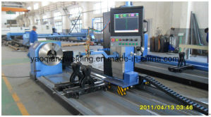 Intersection Line CNC Plasma Cutting and Welding Machine pictures & photos
