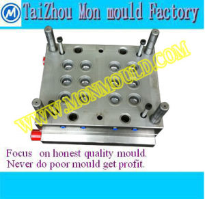 Injection Mold for Plastic Cap, Enclosure