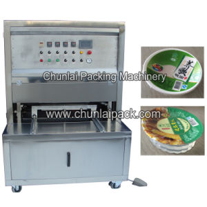 Paste Vacuum Map Packaging Machine pictures & photos