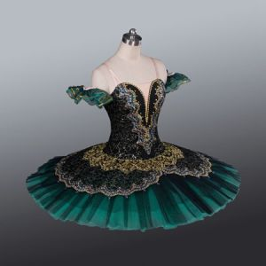 d20115a3a9 China Adult Green Ballet Tutu Performance Professional Classical ...