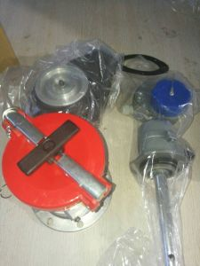 Tank Spare Parts Flange Oil Quick Coupling with Cover pictures & photos