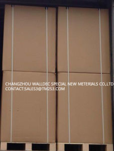 Fiber Glass Wallcovering Paper Decorative Materials H0101 pictures & photos