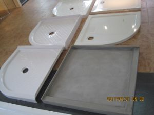 Tiled Shower Base, Fiberglass Shower Tray, Tiled Shower Basin pictures & photos