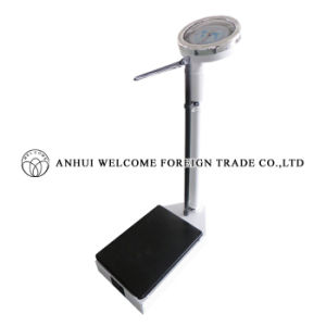 Dial Type Body Weighing Scale