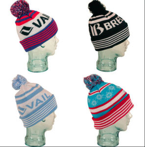 799f5b0a264 China Custom Made Knit Jacquard Beanie Cap - China Wholesale Knit Beanie