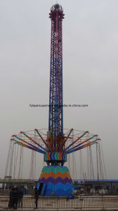48 Meter Flying Tower Outdoor Amusement Rides Playground Equipment pictures & photos