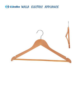High Quality Cheap Wooden Hangers and Hotel Hangers pictures & photos