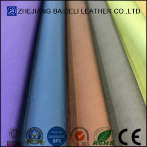 Imitation Cotton Wool Semi-PU Leather for Industry/Marine/Yacht Decoration pictures & photos