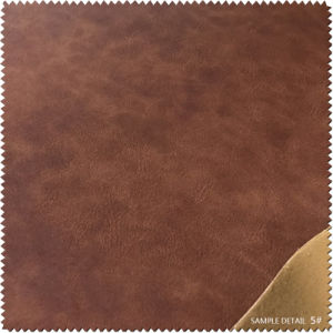 Synthetic Bonded Breathable PU Shoe Leather (S349100PJ) pictures & photos