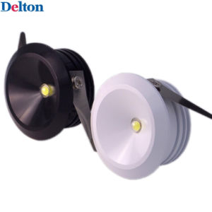 1W LED Recessed Light for Shop Lighting pictures & photos