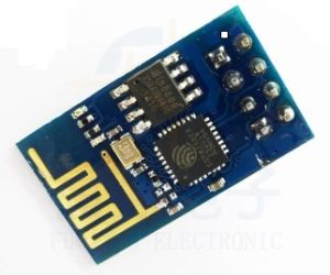 Serial Port WiFi Module Esp8266 Wif Sending and Receiving Wireless Module Esp-01