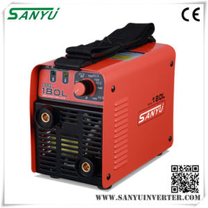 Sanyu 230V/1pH IGBT MMA Welding Machine (MMA-180L IGBT) pictures & photos