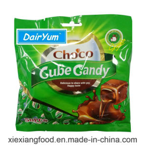 Milk Cube Candy and Choco Cube Candy Suitable for You to Have a One After Eating pictures & photos