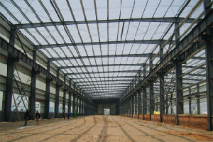 High Quality Steel Structure Warehouse Drawings pictures & photos