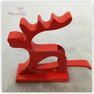 Fruit Tools Aluminium Alloy Deer-Shaped Nutcrackers 19*15*4.2cm pictures & photos