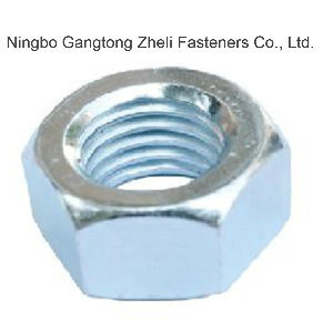 High Strength Nuts for ISO4032 Hex Nuts pictures & photos