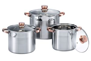 6 PCS High Pot Cookware Set pictures & photos