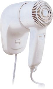 Spiral Cord Wall Mounted Hotel Hair Dryers pictures & photos