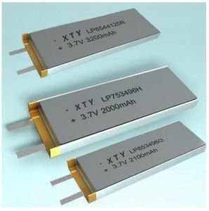 SL3480A2 3.7V 3500mAh Lithium Polymer Battery for Notebook pictures & photos