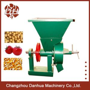 Automatic System Maize Mill Machine with Good Quality