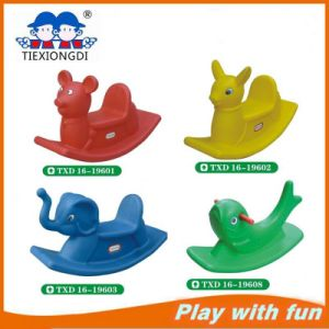 Amusement Fun Park Equipment Playground Totter Kid Seesaw pictures & photos