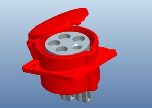 3053201 Industrial socket pictures & photos