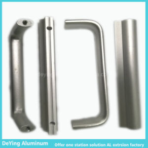 China Competitive Aluminum/Aluminium Profile Extrusion Hardware Parts pictures & photos
