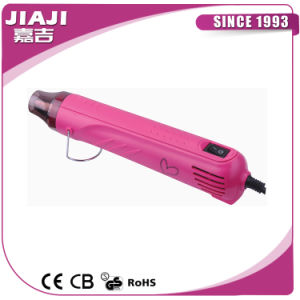 Pink Heat Gun Crafts