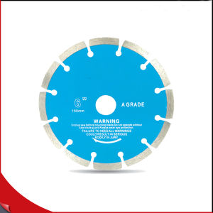 Powertec 4-Inch Cold Pressed Dry Cutting Diamond Saw Blade