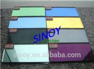 2-6mm Double Coated Clear and Colored Glass Mirror pictures & photos