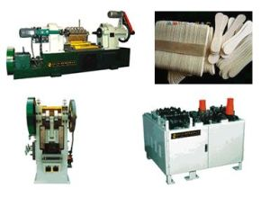 Tongue Depressor Spatula Making Machine Production Manufacturing Line Plant